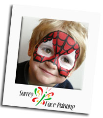Surrey Face Painting - Adult - Mask